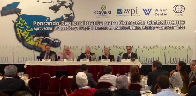 Aprovechando las migraciones y el capital humano en Estados Unidos, México y América Central.
